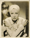 """Movie Posters:Drama, Greta Garbo in """"The Painted Veil"""" Publicity Still (MGM, 1934). Still (8"""" X 10"""")...."""