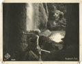 "Movie Posters:Fantasy, Die Nibelungen: Siegfried (UFA, 1924). German Lobby Card (9"" X12"")...."