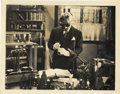 "Movie Posters:Horror, The Invisible Man Publicity Stills (Universal, 1933). Stills (4)(8"" X 10"").... (Total: 4 Items)"