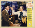 "Movie Posters:Comedy, Six of a Kind (Paramount, 1934). Lobby Card (11"" X 14"")...."