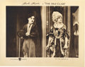 "Movie Posters:Comedy, The Idle Class (First National, 1921). Lobby Card (11"" X 14""). ..."