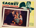 """Movie Posters:Crime, Picture Snatcher (Warner Brothers, 1933). Lobby Card (11"""" X14"""")...."""