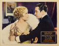 "Movie Posters:Crime, Midnight Club (Paramount, 1933). Lobby Card (11"" X 14"")...."
