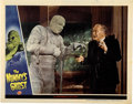 "Movie Posters:Horror, The Mummy's Ghost (Universal, 1944). Lobby Card (11"" X 14"")...."