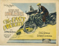 "Movie Posters:Action, The Fast Freight (Rayart Pictures, 1926). Title Card and LobbyCards (4) (11"" X 14"").... (Total: 5 Items)"
