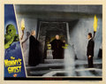 "Movie Posters:Horror, The Mummy's Ghost (Universal, 1944). Lobby Cards (2) (11"" X14"").... (Total: 2 Item)"