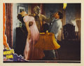 "Movie Posters:Horror, The Mummy's Tomb (Universal, 1942). Lobby Card (11"" X 14"")...."