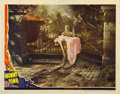 """Movie Posters:Horror, The Mummy's Tomb (Universal, 1942). Lobby Card (11"""" X 14"""")...."""