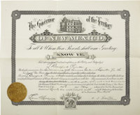 Governor of New Mexico: 1896 Commission for the Tennessee Centennial Exposition