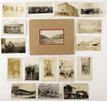 Miscellaneous:Postcards, 17 Western Real Photo Postcards.... (Total: 17 Items)