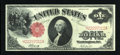 Fr. 37 $1 1917 Legal Tender Extremely Fine-About Uncirculated