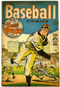 Golden Age (1938-1955):Miscellaneous, Baseball Comics #1 (Will Eisner, 1949) Condition: GD/VG....