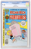 Modern Age (1980-Present):Humor, Richie Rich Fortunes #61 File Copy (Harvey, 1982) CGC NM/MT 9.8White pages....