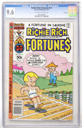 Modern Age (1980-Present):Humor, Richie Rich Fortunes #57 File Copy (Harvey, 1981) CGC NM+ 9.6Off-white to white pages....