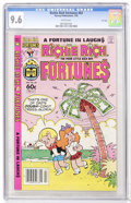 Modern Age (1980-Present):Humor, Richie Rich Fortunes #63 File Copy (Harvey, 1982) CGC NM+ 9.6 Whitepages....