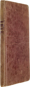 Books, [Henry Thompson] Texas. Sketches of Character; Moral& Political Conditions of the Republic; the Judiciary, &c.By...