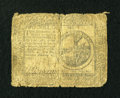 Colonial Notes:Continental Congress Issues, Continental Currency February 17, 1776 $2 Good-Very Good....