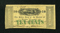 Obsoletes By State:Louisiana, Pointe Coupee, Parish of Pointe Coupee 10¢ Mar. 24, 1862. ...
