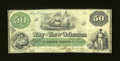 Obsoletes By State:Louisiana, New Orleans, LA- City of New Orleans 50¢ Oct. 24, 1862. ...