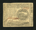 Colonial Notes:Continental Congress Issues, Continental Currency November 29, 1775 $4 Choice About New....