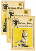 Bronze Age (1970-1979):Alternative/Underground, Yellow Dog #1-12 Anniversary Edition Group (Print Mint, 1973) Condition: VF/NM.... (Total: 11 Items)