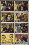 """Movie Posters:Comedy, Little Giant (Universal, 1946). Lobby Card Set of 8 (11"""" X 14""""). Comedy.... (Total: 8 Items)"""