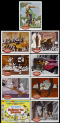 "Movie Posters:Animated, 101 Dalmatians (Buena Vista, 1961). Lobby Card Set of 9 (11"" X 14""). Animated.... (Total: 9 Items)"