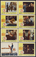 "Movie Posters:Drama, Bus Stop (20th Century Fox, 1956). Lobby Card Set of 8 (11"" X 14"").Drama.... (Total: 8 Items)"