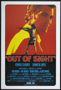 """Movie Posters:Crime, Out of Sight (Universal, 1998). One Sheet (27"""" X 41""""). Crime...."""