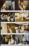 """Movie Posters:Horror, Visiting Hours (20th Century Fox, 1982). Mini Lobby Card Set of 8 (8"""" X 10""""). Horror.... (Total: 8 Items)"""