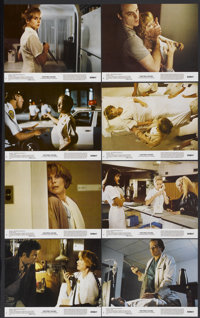 """Visiting Hours (20th Century Fox, 1982). Mini Lobby Card Set of 8 (8"""" X 10""""). Horror.... (Total: 8 Items)"""