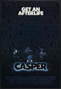 "Casper (Universal, 1995). One Sheet (27"" X 40""). Comedy"