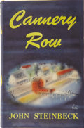 Books:First Editions, John Steinbeck. Cannery Row. New York: The Viking Press,1945....