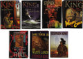 Books:Fiction, Stephen King. The Dark Tower Series Trade Editions,including:... (Total: 7 Items)