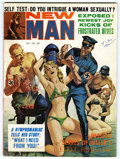 Magazines:Miscellaneous, New Man V3#4 (Emtee, 1965) Condition: VG/FN.... (Total: 0)