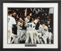 Autographs:Photos, 1996 New York Yankees World Champion Team Signed Photograph.Manages by Joe Torre, the 1996 New York Yankees took home the ...