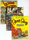 Bronze Age (1970-1979):Alternative/Underground, Robert Crumb Underground Comix Group (Various, 1970s) Condition:Average FN.... (Total: 11 Comic Books)
