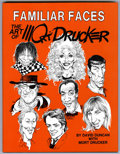 Books:Signed Editions, Familiar Faces: The Art of Mort Drucker SignedEdition(Duncan, 1988)....