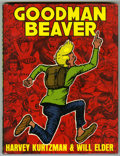 Books:Signed Editions, Harvey Kurtzman and Will Elder Goodman Beaver Signed Edition(Kitchen Sink, 1984)....