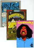 "Bronze Age (1970-1979):Alternative/Underground, Underground Comix ""Oddball"" Group (Various, 1970s) Condition: Average FN-.... (Total: 5 Comic Books)"