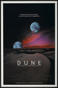 "Movie Posters:Science Fiction, Dune (Universal, 1984). One Sheet (27"" X 41"") Advance. ScienceFiction...."