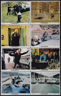 "Movie Posters:Academy Award Winner, The French Connection (20th Century Fox, 1971). Lobby Card Set of 8(11"" X 14""). Academy Award Winner.... (Total: 8 Items)"