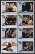 """Movie Posters:Drama, From the Terrace (20th Century Fox, 1960). Lobby Card Set of 8 (11"""" X 14""""). Drama.... (Total: 8 Items)"""