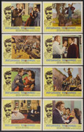 """Movie Posters:War, The Leopard (20th Century Fox, 1963). Lobby Card Set of 8 (11"""" X14""""). War.... (Total: 8 Items)"""