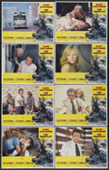 "Movie Posters:Action, The Gauntlet (Warner Brothers, 1977). Lobby Card Set of 8 (11"" X14""). Action.... (Total: 8 Items)"