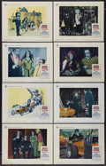 "Movie Posters:Comedy, Munster, Go Home (Universal, 1966). Lobby Card Set of 8 (11"" X14""). Comedy.... (Total: 8 Items)"