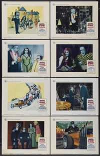 "Munster, Go Home (Universal, 1966). Lobby Card Set of 8 (11"" X 14""). Comedy.... (Total: 8 Items)"