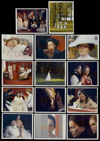 """Cries and Whispers (SFI, 1972). Swedish Color Stills (14) (8"""" X 10""""). Drama.... (Total: 14 Items)"""