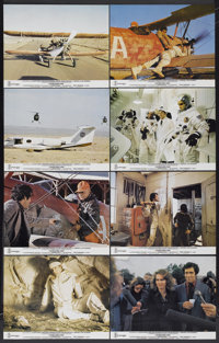 """Capricorn One (Warner Brothers, 1978). Lobby Card Set of 8 (11"""" X 14""""). Thriller.... (Total: 8 Items)"""