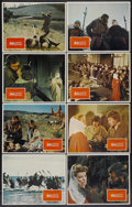 "Movie Posters:Historical Drama, The Lion in Winter (Columbia, 1968). Lobby Card Set of 8 (11"" X14""). Historical Drama.... (Total: 8 Items)"